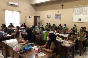 Rapat Koordinasi Kepala Sekolah BOPKRI Se-DIY 9 Agst'16